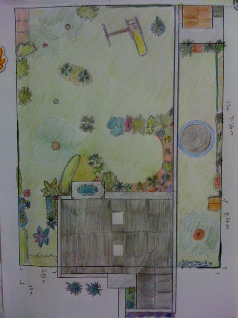 mon tout jeune jardin dans le 59 File