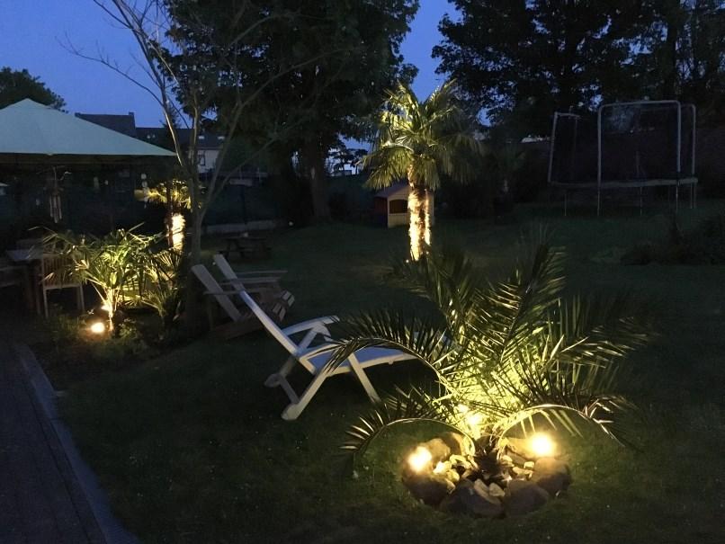 eclairage jardin cdiscount